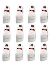 10 bis 120 Paar Tennissocken Weiß Sportsocken Herrensocken Damensocken Gr. 35-50