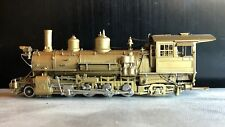 United Scale Brass HOn3  D&RGW K-27 2-8-2 Full Back Head Detail!