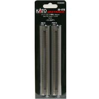 Kato 20-015 Ash Pit Track 186mm 2pcs - N