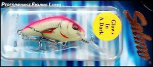 RARE SALMO HORNET F FLOATING 4 cm LPD (Luminescent Pink Dace) color