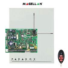 PARADOX MG 5000 - CENTRALE ANTIFURTO VIA RADIO 433MHZ 32 ZONE + TELECOMANDO
