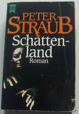 Shattenland by Peter Straub - German Paperback with illustrations