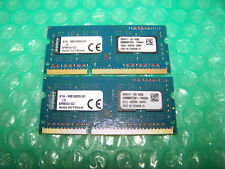 8GB Kingston Apple KTA-MB1600S/4G (2x 4GB) PC3-12800s DDR3 1600Mhz Non-ECC RAM