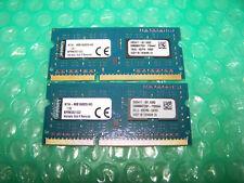 8 GB Kingston Apple KTA-MB1600S/4G (2x 4 GB) PC3-12800s DDR3 1600 MHz no ECC RAM