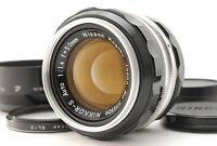 ◎EXC++++◎ NIKON Non Ai NIPPON KOGAKU Nikkor S Auto 50mm F1.4 MF Lens By FedEx
