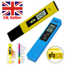 PH TDS EC Meter Tester Digital Electric Conductivity Hydroponics Water Test Pen