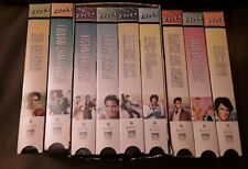 Elvis Presley New in Box Commemorative Collection VHS Tapes