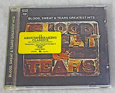 BLOOD SWEAT & TEARS GREATEST HITS CD, 1999, COLUMBIA