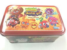 Topps Moshi Monsters Trading Card Game Tin (includes 20 Mesh Up Cards)