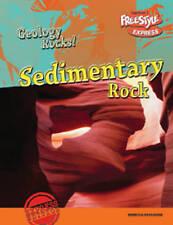 Sedimentary Rock (Geology Rocks!), Rebecca Faulkner, New Book