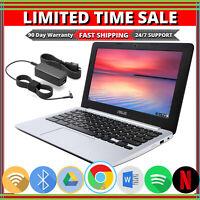 "ASUS Chromebook 11.6"" C200MA Laptop Intel 2.16GHz 4GB Memory 16GB SSD WIFI HDMI"