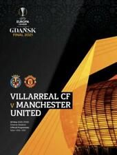 More details for * 2021 europa league final - manchester united v villarreal (26th may 2021) *