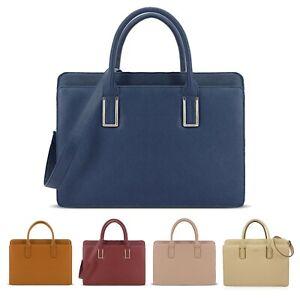 Ladies LYDC Laptop Briefcase Bag Women's Office Work Handbag College Satchel