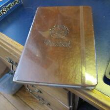 University of Virginia  Collegiate Crest Blank  Journal Notebook Diary