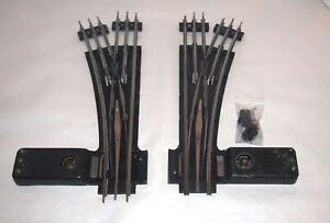 Lionel Prewar O Gauge Clean 711 O-72 Switches! PA