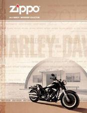 Briquet Zippo 2012 Harley Davidson Collection Produit Prix Catalogue Livre