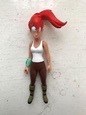 Sdcc Exclusivo de la serie básica TOYNAMI Futurama Leela figura de Acción Dibujos Animados Fox