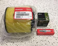 Oil Filter, Air Filter & Spark Plug Honda TRX300 Fourtrax 1992-2000 Tune Up Kit