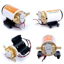 12v Scavenge Impellor Gear Pump- For Water Diesel Fuel Scavenge Oil Transfer New