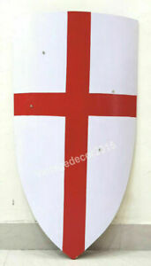 Medieval Armor Knight Shield Handcrafted Battle Armor Shield Christmas Gift