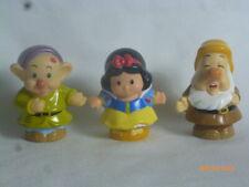 Little People Disney Princess Snow White Dopey & Sleepy