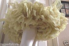 Vintage Petticoat Skirt Crinoline Tutu Slip 2Layer Rockabilly Swing Square Dance