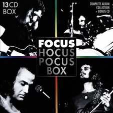 FOCUS - HOCUS POCUS BOX * NEW CD
