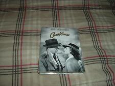 Casablanca DVD 2008 3-Disc Set 1942 Humphrey Bogart Ingrid Bergman