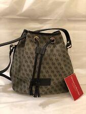 Dooney & Bourke Olive Monogram SP58 EX Shoulder Bag NWT $265