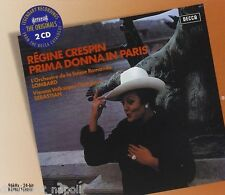Regine Crespin: Prima Donna In Paris / Alain Lombard - CD