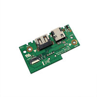 DC Power Jack USB In Board For Asus X401A X401U Series 60-NLOIO1001 SK01