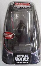 Hasbro: Star Wars Die Cast-Darth Vader Limited Editiion Vintage Finish NEW