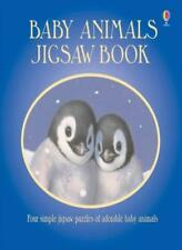 Baby Animals (Usborne Jigsaw Books),Stephen Cartwright