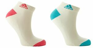 Running Socks Adidas Womens Core Ped (2er Pack), Uni-Gr. 39-44 Or 6-10(UK)