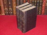 SIMONDE DE SISMONDI / PRECIS HISTOIRE DES FRANCAIS 3/3 Vol TB RELIE EO 1839-44