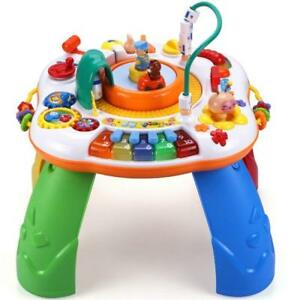 Mini Me And Friends  Baby Play Learn Activity Table