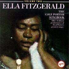 Ella Fitzgerald Cole Porter songbook 2 (1956) [CD]