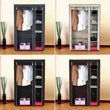 High Quality Portable Closet Storage Organizer Clothes Wardrobe Shoe Rack Hanger