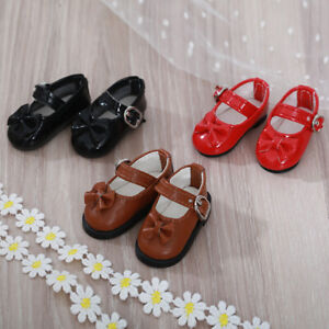 New Colorful PU Shoes For 1/6 BJD Doll SD Doll Linachouchou F6 Girl Body