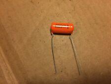 NOS Vintage Sprague Orange Drop .05 uf 600v Capacitor Guitar Tone Cap (Qty Avail