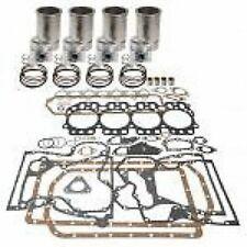 For Case Ih 320 Loader Backhoe Engine Overhaul Kit 148 Cid 4 Cyl