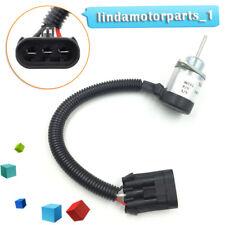 Fuel Shut Off Solenoid Switch for Bobcat S130 S150 S160 S175 S185 S205 S450 Fine