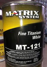 Matrix Toner MT-121 Fine Titanium White 1 Quart new unopened