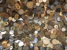 Mixed Bulk Lot of 100 Assorted Asian Coins! Neat Beginner Group!