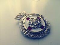 Rose of England grill Badge Emblem badge for Jaguar,Rover,Healey,Triumph,Morgan