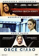 Obce cialo  (DVD) Krzysztof Zanussi Shipping Wordwide) Polish film