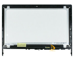 15.6 in for Lenovo Edge 15 80H1 80K9 Replace LCD Touch Screen Digitizer + Frame