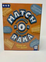 Match-O-Rama Family Board Game NEW
