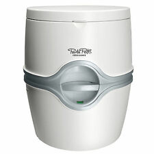 Thetford Porta Potti Excellence Portable Premium Chemical Toilet White 21L