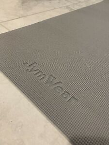 Exercise and Yoga Mat - 6mm Non-Slip Gym Mat for Fitness, Workouts, Yoga, Pilate